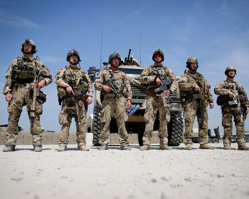 СМИ: Чтобы сдержать Россию и Китай, США значительно сократят численность американских войск в Африке