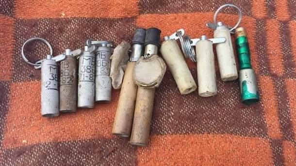 На Закарпатье военные торговали взрывчаткой, похищенной в воинской части (фото)