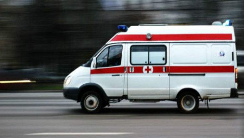 В Черниговской области перевернулся автобус, перевозивший детей. 8 пострадавших