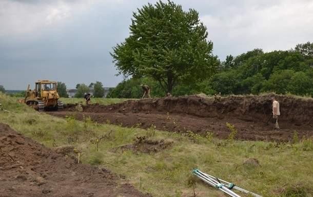В Винницкой области археологи нашли части древнего могильника