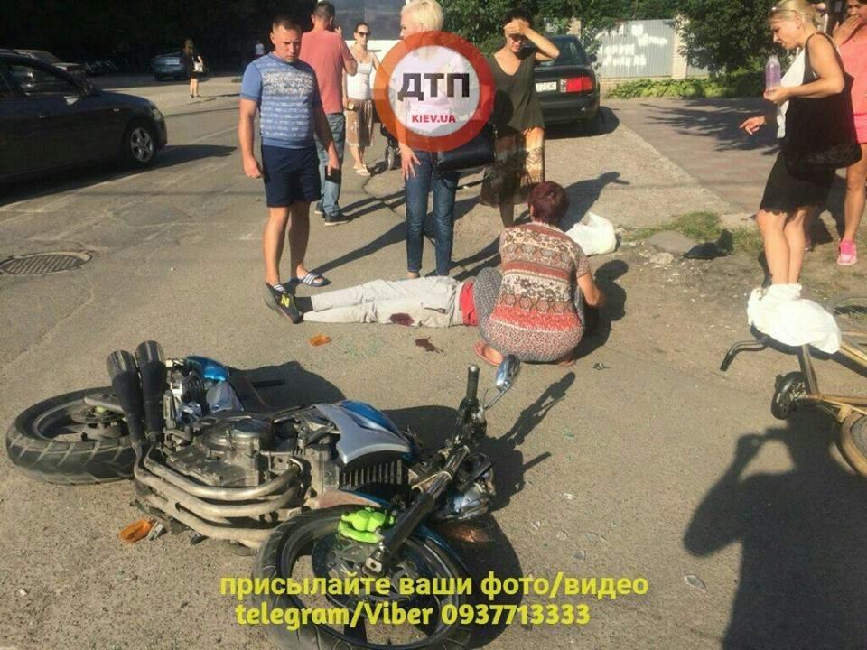 В Киевской области произошла кровавая авария с пострадавшими