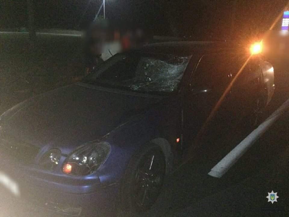 В Харькове автомобиль сбил пешехода: пострадавший погиб на месте (фото)