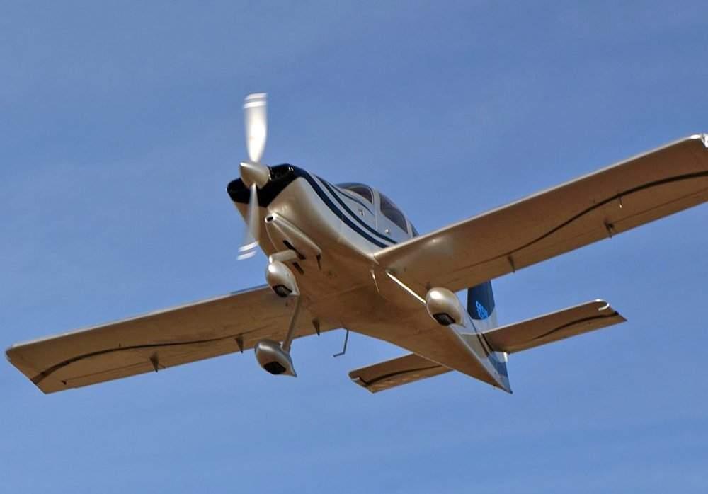 В Швейцарии потерпел крушения легмоторный самолет