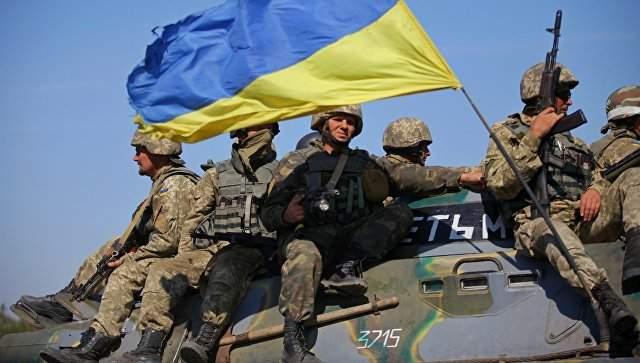 На Донбассе погиб один боец ВСУ, двое полицейских получили ранения