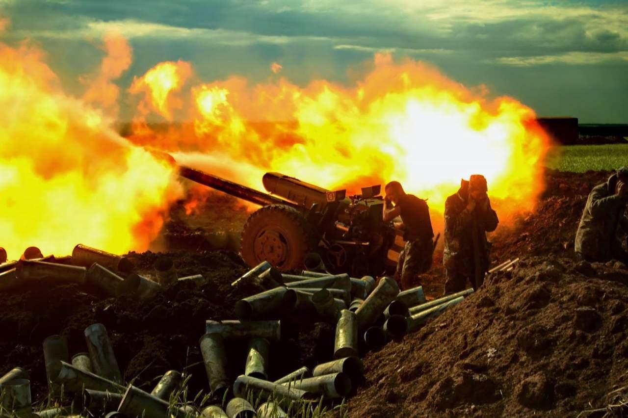 В зоне проведения ООС один украинский военнослужащий получил ранение