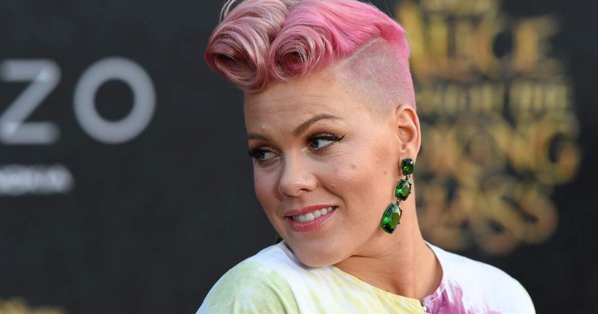 Американская певица Pink попала в больницу