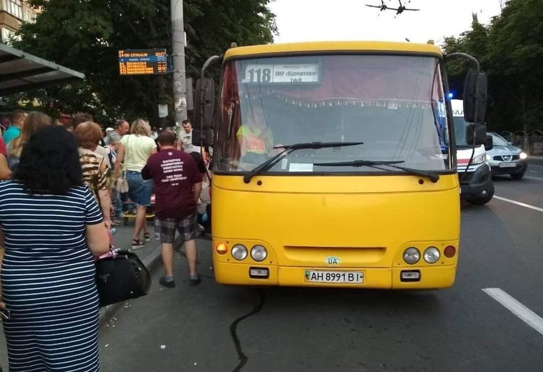 В Украине выявлены 1200 неисправных автобусов