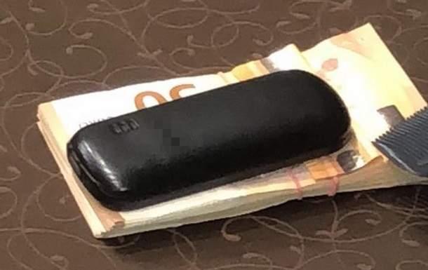 В Ивано-Франковске оперативники СБУ на взятке разоблачили судью