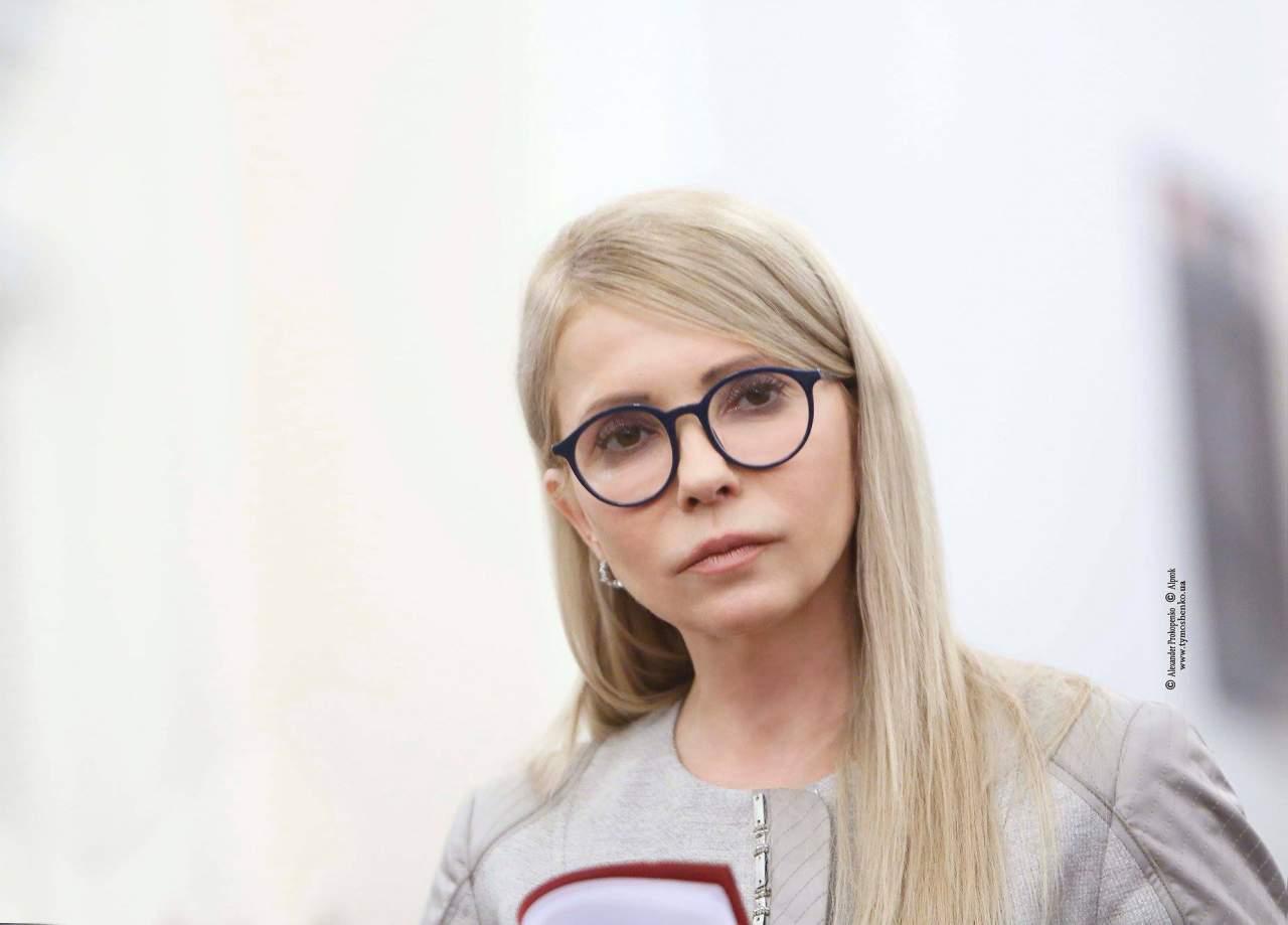Тимошенко лидирует в рейтинге в голосовании на предстоящих президентских выборах