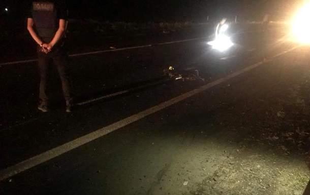 В Ровенской области пьяный депутат сбил велосипедиста