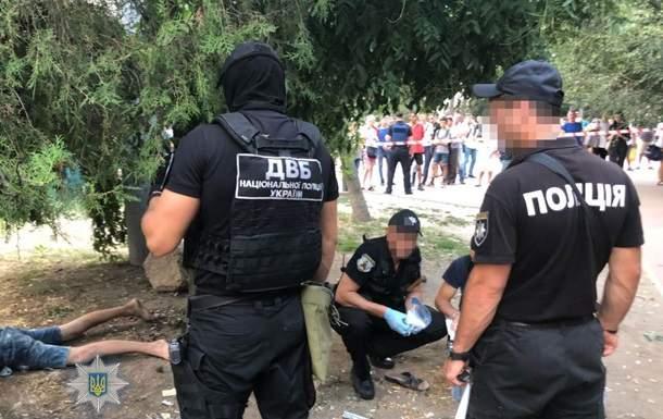 В Одессе экс-муж сотрудницы полиции пытался взорвать ее гранатой