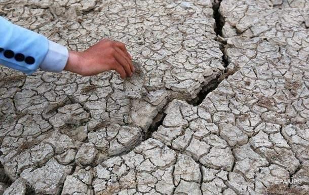 В Австралии зафиксирована сильнейшая  засуха