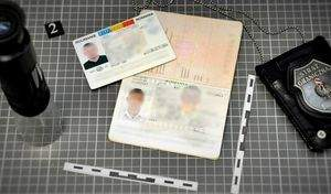 Украинец пытался выехать на заработки в Великобританию по румынскому паспорту