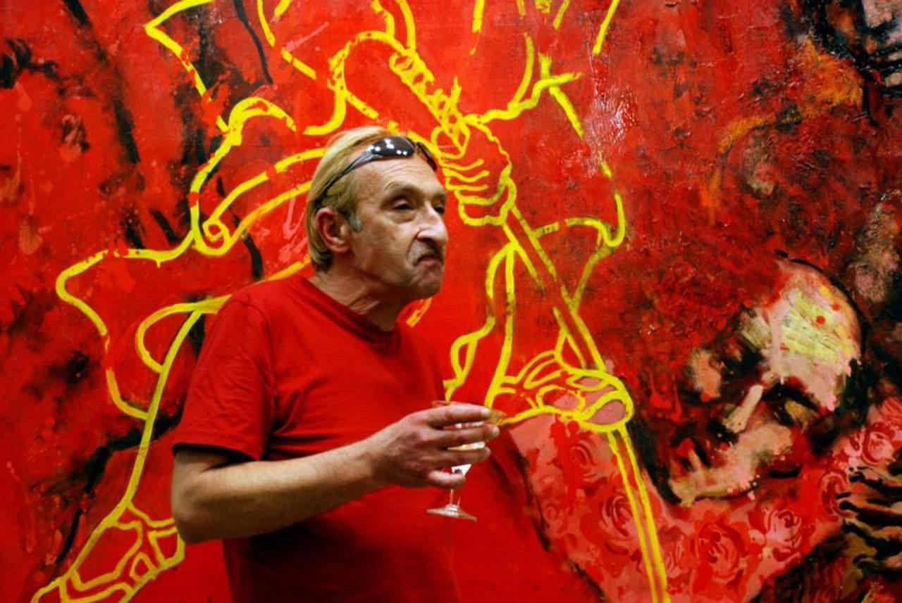 В Одессе скончался известный украинский художник Войцехов