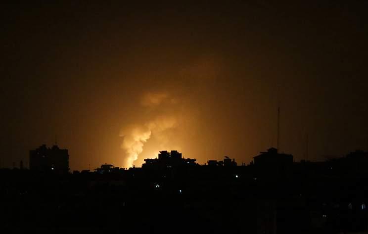 Из сектора Газа по Израилю было выпущено 150 ракет