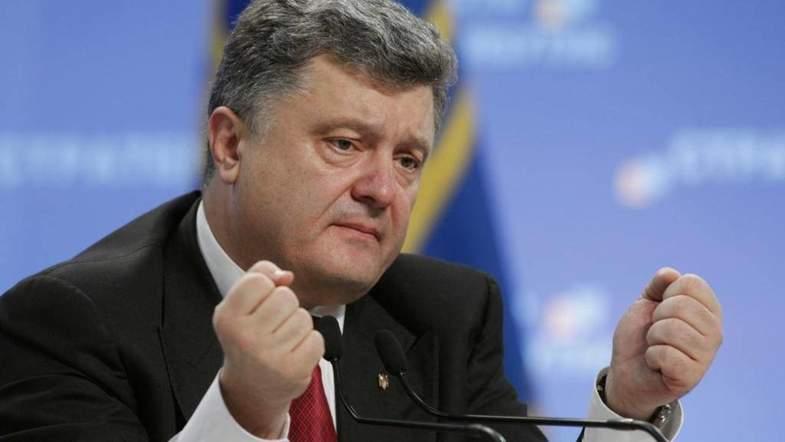 Порошенко настаивает на том, чтобы ЕС отказался от совместного с РФ проекта