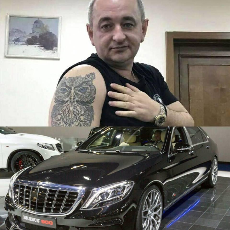 Майдан работает! Главный военный прокурор Украины купил себе Мерседес более чем за миллион долларов - СМИ