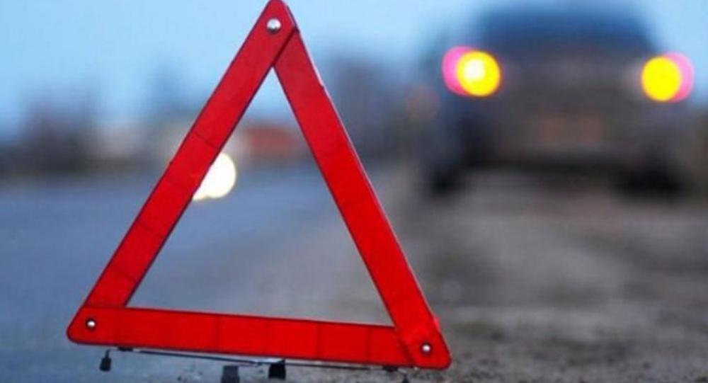 Во Львовской области в результате серьёзного ДТП пострадали дети