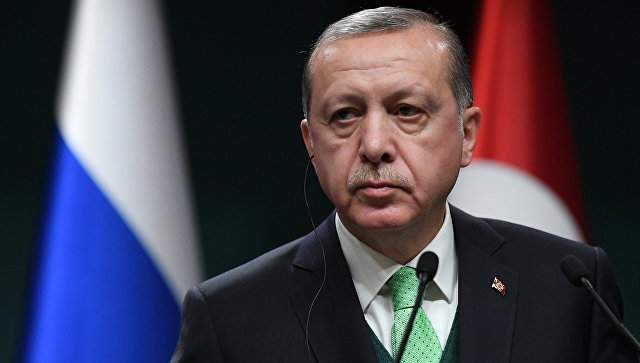 Эрдоган из-за неуважения со стороны Штатов пригрозил Трампу