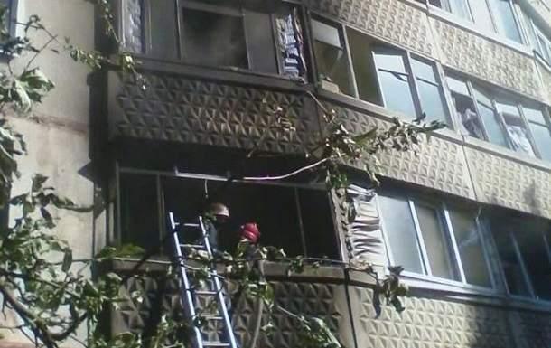 В Харькове в результате мощного взрыва пострадали 5 человек
