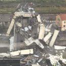 В Италии обрушился мост. Десятки погибших