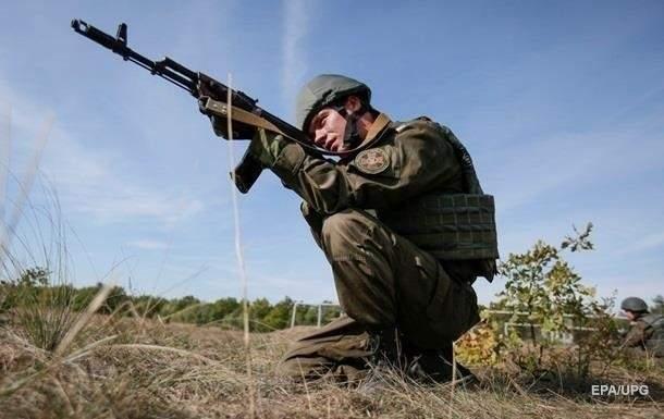 В ООС было зафиксировано 30 обстрелов позиций ВСУ