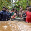 В Индии в результате наводнения погибли сотни людей