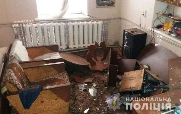 В Запорожской области АТОшник попытался подорвать человека