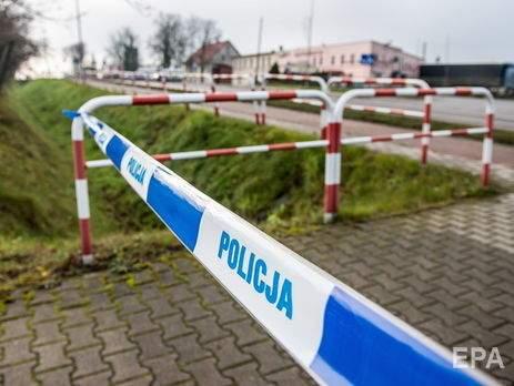 В Польше упал со склона автобус с детьми из Украины. Более 50 пострадавших