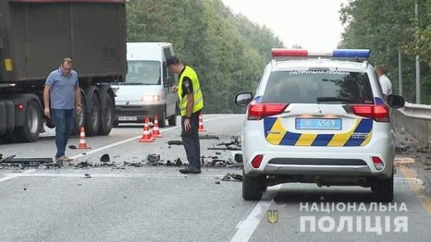 В Виннице в результате кровавой аварии пострадали 7 человек