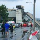 В Генуе в результате обрушения моста погибли 43 человека. Спасательная операция завершена