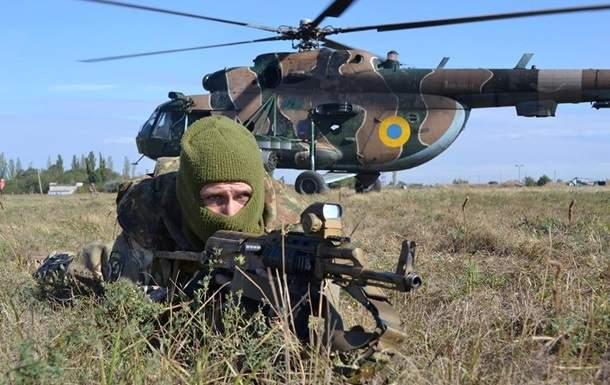 На Донбассе позиции ВСУ обстреляли 20 раз