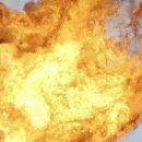 В Чернигове в результате мощного взрыва пострадал местный житель