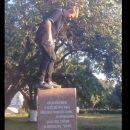 Несовершеннолетний харьковчанин осквернил памятник