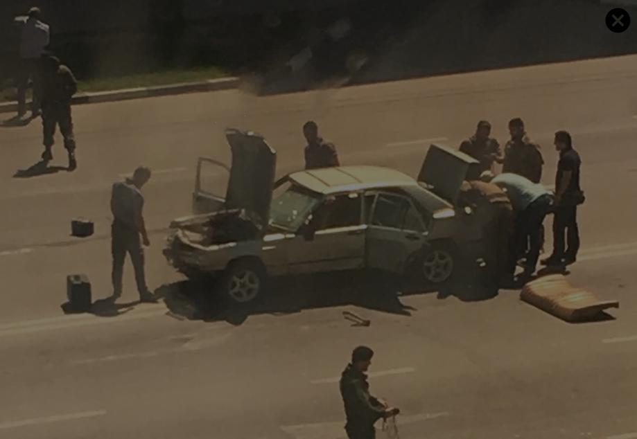 В Чечне произошло несколько терактов