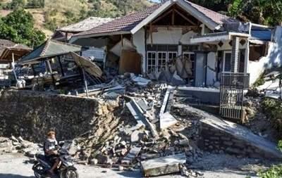 На индонезийском острове Бали произошло серьёзное землетрясение