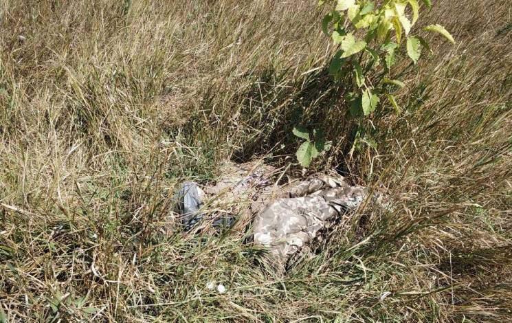 В Запорожье местный житель обнаружил труп
