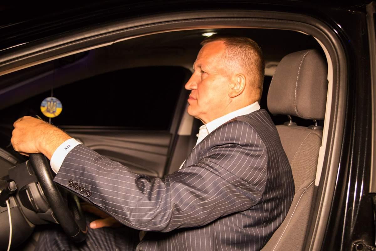 Пьяный экс-посол Украины в США за рулем авто колесил по Киеву