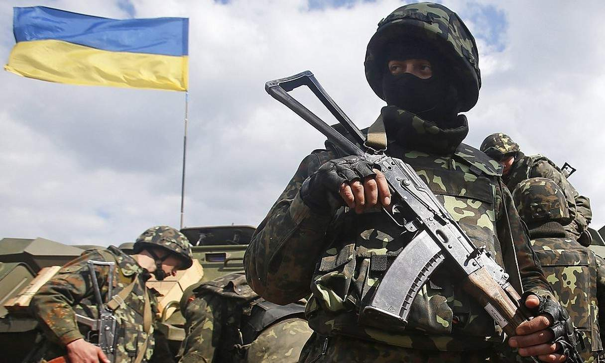 На Донбассе погибли несколько украинских военных