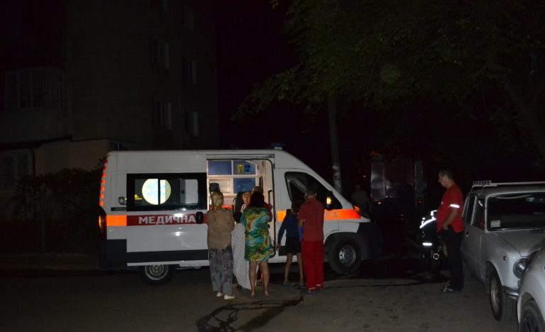 В Одессе вспыхнула многоэтажка. Есть пострадавшие