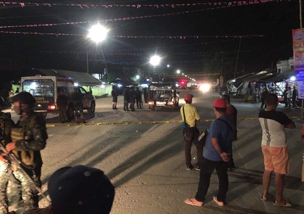 На Филиппинах произошел мощный взрыв. Десятки пострадавших