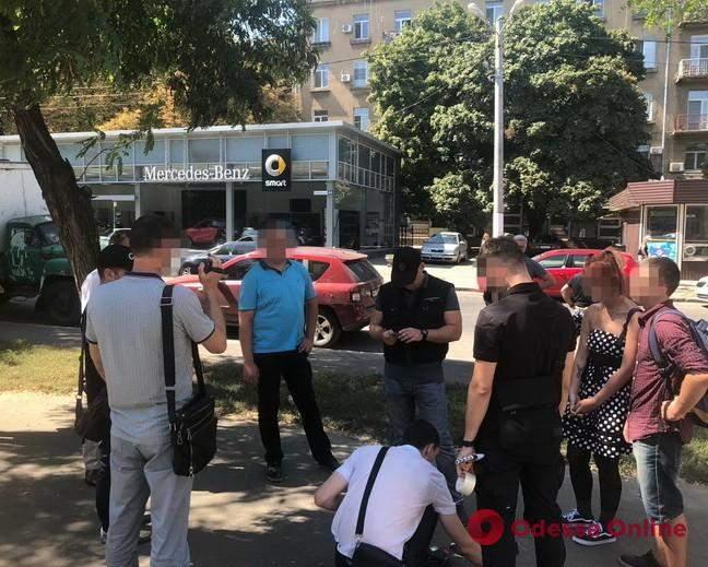 В Одессе задержали взяточника из районной администрации