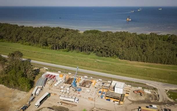 В РФ начались подготовительные работы к строительству Северного потока-2
