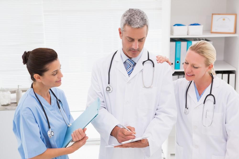 Список клиник и врачей в Москве