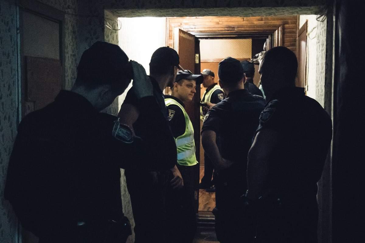 В Киеве произошло жуткое убийство