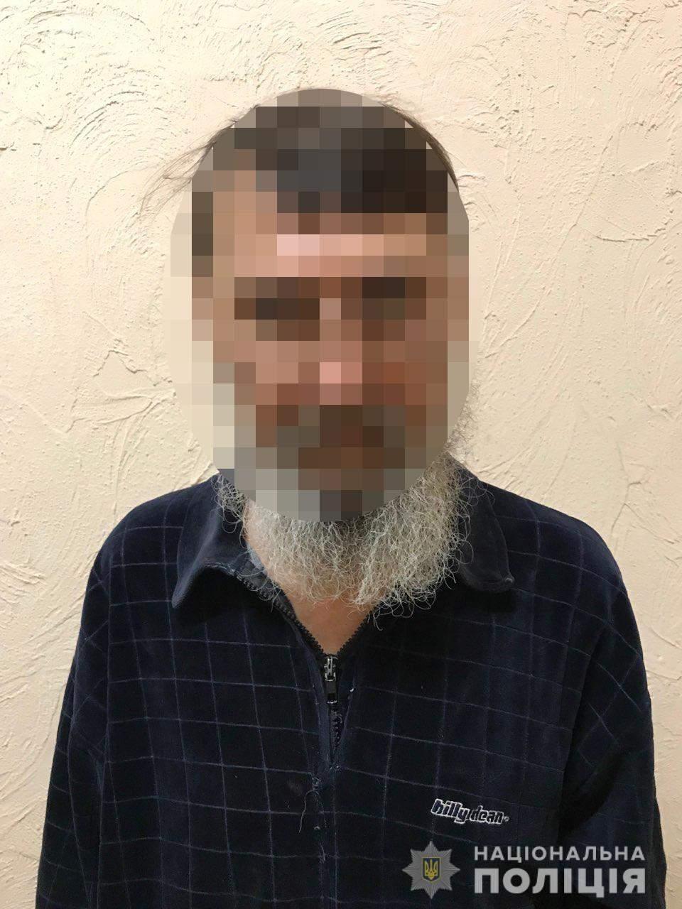 В Запорожской области пьяный мужчина до смерти забил человека металлической тростью