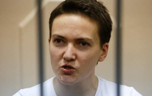 Савченко ещё месяц будет находиться под стражей