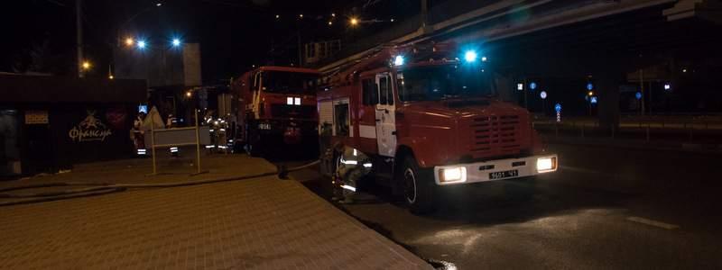 В столице произошел серьёзный пожар: горел ломбард
