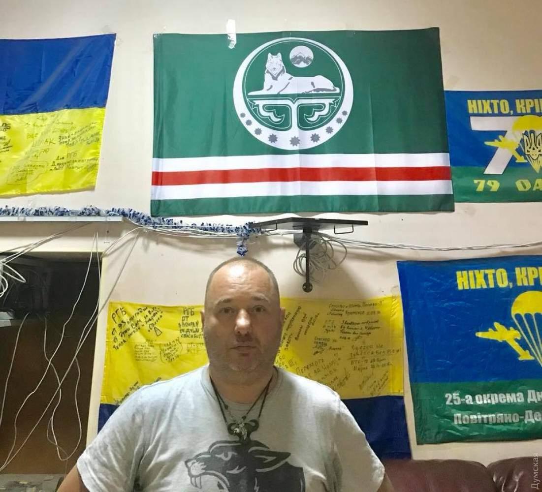 Лидер «РГБ», которого избил одесский предприниматель, пообещал отомстить