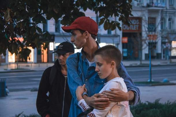 В Киеве подростки подрезали и ограбили гея